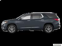 2018 Chevrolet Traverse PREMIER   Photo 1   Graphite Metallic