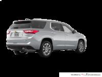 2018 Chevrolet Traverse PREMIER   Photo 2   Silver Ice Metallic