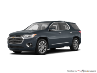 2018 Chevrolet Traverse PREMIER   Photo 3   Graphite Metallic