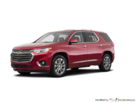 2018 Chevrolet Traverse PREMIER   Photo 3   Cajun red tintcoat