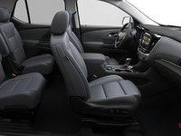 2018 Chevrolet Traverse PREMIER   Photo 1   Jet black/dark galvanized perforated leather