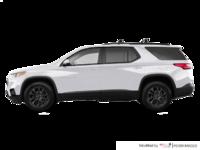 2018 Chevrolet Traverse RS | Photo 1 | Summit White