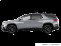 2018 Chevrolet Traverse RS | Photo 1 | Silver Ice Metallic