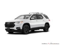 2018 Chevrolet Traverse RS | Photo 3 | Iridescent pearl tricoat