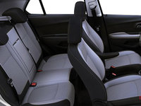 2018 Chevrolet Trax LS | Photo 2 | Jet Black/ Light Ash Grey Bucket seats Cloth (AFK-AR9)