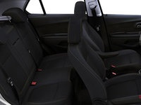 2018 Chevrolet Trax LS | Photo 2 | Jet Black Bucket seats Cloth (AFJ-AR9)