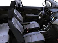 2018 Chevrolet Trax PREMIER | Photo 1 | Jet Black/Light Ash Grey Bucket seats Leatherette (AEX-AR9)