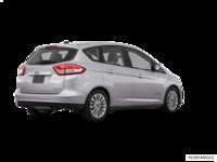 2018 Ford C-MAX HYBRID SE | Photo 2 | Ingot Silver Metallic