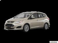2018 Ford C-MAX HYBRID SE | Photo 3 | White Gold