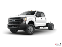 2018 Ford Chassis Cab F-350 XL   Photo 1   Oxford White