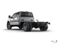 2018 Ford Chassis Cab F-350 XL   Photo 2   Ingot Silver