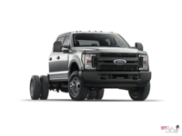 2018 Ford Chassis Cab F-350 XL   Photo 3   Ingot Silver
