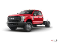 2018 Ford Chassis Cab F-350 XL   Photo 1   Race Red