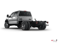 2018 Ford Chassis Cab F-450 LARIAT | Photo 2 | Ingot Silver