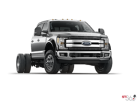 2018 Ford Chassis Cab F-450 LARIAT | Photo 3 | Ingot Silver