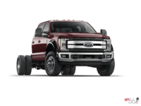2018 Ford Chassis Cab F-450 LARIAT | Photo 3 | Magma Red
