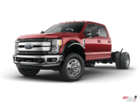 2018 Ford Chassis Cab F-450 LARIAT | Photo 1 | Ruby Red