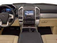 2018 Ford Chassis Cab F-450 LARIAT | Photo 3 | Camel Premium Leather, Luxury Captain's Chairs (5A)