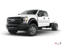 2018 Ford Chassis Cab F-450 XL   Photo 1   Oxford White