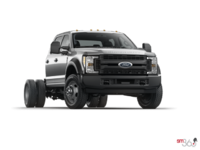2018 Ford Chassis Cab F-450 XL   Photo 3   Ingot Silver