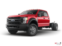 2018 Ford Chassis Cab F-450 XL   Photo 1   Race Red