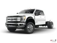 2018 Ford Chassis Cab F-550 LARIAT | Photo 1 | Oxford White