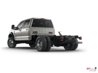 2018 Ford Chassis Cab F-550 LARIAT | Photo 2 | Stone Gray