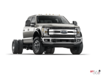 2018 Ford Chassis Cab F-550 LARIAT | Photo 3 | Stone Gray