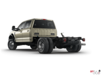 2018 Ford Chassis Cab F-550 LARIAT | Photo 2 | White Gold