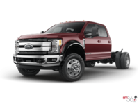 2018 Ford Chassis Cab F-550 LARIAT | Photo 1 | Magma Red