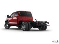 2018 Ford Chassis Cab F-550 LARIAT | Photo 2 | Ruby Red