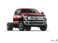 2018 Ford Chassis Cab F-550 LARIAT | Photo 3 | Ruby Red
