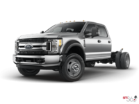 2018 Ford Chassis Cab F-550 XLT | Photo 1 | Ingot Silver