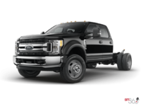 2018 Ford Chassis Cab F-550 XLT | Photo 1 | Shadow Black
