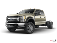 2018 Ford Chassis Cab F-550 XLT | Photo 1 | White Gold
