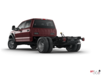 2018 Ford Chassis Cab F-550 XLT | Photo 2 | Magma Red