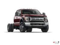 2018 Ford Chassis Cab F-550 XLT | Photo 3 | Magma Red