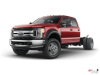 2018 Ford Chassis Cab F-550 XLT | Photo 1 | Ruby Red