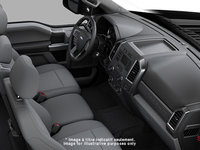 2018 Ford Chassis Cab F-550 XLT | Photo 1 | Medium Earth Grey Cloth, Luxury Captain's Chairs (2S)