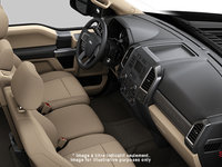 2018 Ford Chassis Cab F-550 XLT | Photo 1 | Camel Cloth Luxury Captain's Chairs (2A)