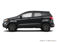 2018 Ford Ecosport S   Photo 1   Shadow Black