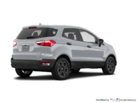 2018 Ford Ecosport S   Photo 2   Moondust Silver