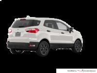 2018 Ford Ecosport S   Photo 2   Diamond White