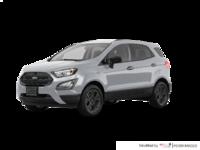 2018 Ford Ecosport S   Photo 3   Moondust Silver