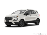 2018 Ford Ecosport S   Photo 3   Diamond White
