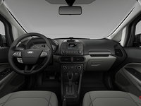 2018 Ford Ecosport S   Photo 3   Medium Light Stone Cloth