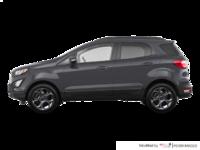 2018 Ford Ecosport SES   Photo 1   Smoke