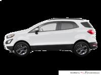 2018 Ford Ecosport SES   Photo 1   White Platinum Metallic