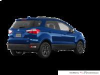2018 Ford Ecosport SES   Photo 2   Lightning Blue