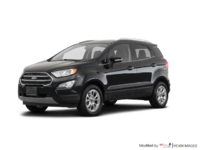 2018 Ford Ecosport TITANIUM | Photo 3 | Shadow Black